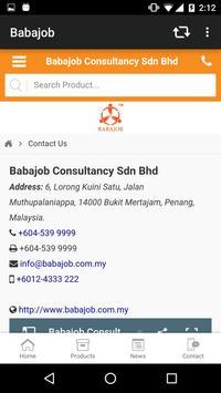 Babajob apk screenshot