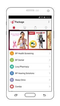 BP Healthcare screenshot 1