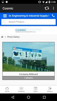 Cosmic apk screenshot