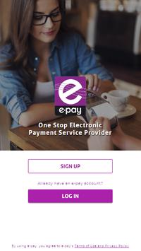 e-pay very easy poster