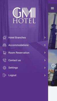GM Hotel Online Booking screenshot 1