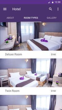 GM Hotel Online Booking screenshot 2