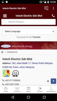 Intech Electric Sdn Bhd apk screenshot