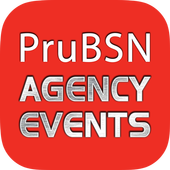 PruBSN Agency Events icon