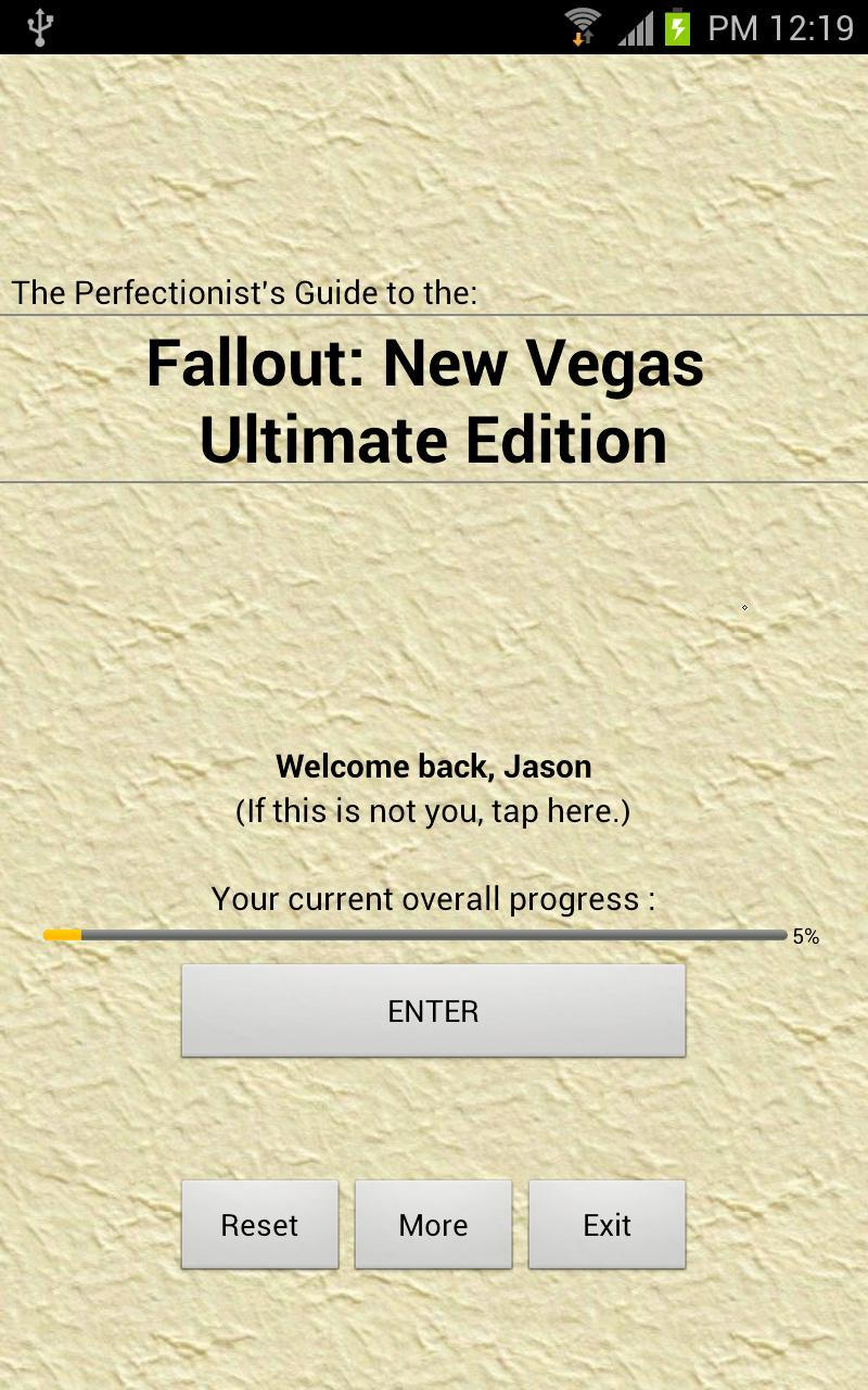 Guide for Fallout New Vegas (Free) for Android - APK Download