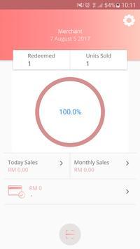 FoodsHunter Merchant screenshot 2