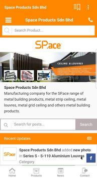 Space Products Sdn Bhd apk screenshot