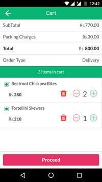 TasteBud Restaurant screenshot 1