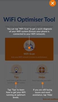 Wifi Optimiser Tool poster