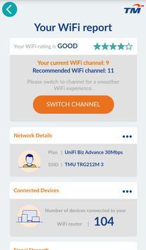 Wifi Optimiser Tool (Beta) apk screenshot