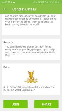 Contest In Malaysia screenshot 3