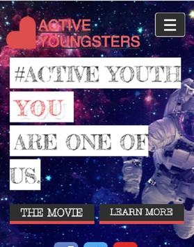 Active Youth poster