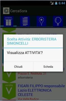 CercaSora apk screenshot