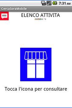 CercaSoraMobile apk screenshot