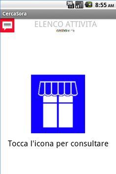 CercaSoraMobile poster