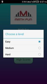 Math Fun screenshot 3