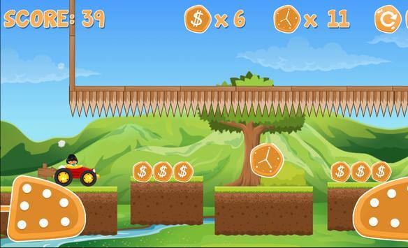 My World Friend Hill Racing apk screenshot