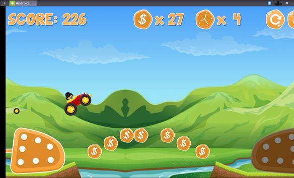 My World Friend Hill Racing screenshot 3