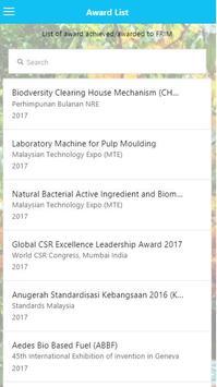 FRIM Mobile App apk screenshot