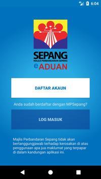 eADUAN MPSEPANG poster