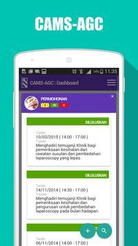 CAMS AGC screenshot 2