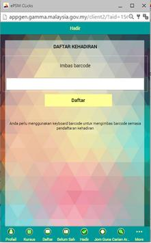 EPSM CLICKS apk screenshot