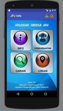 InfoJPJ 2.0 poster