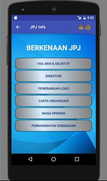 InfoJPJ 2.0 screenshot 1