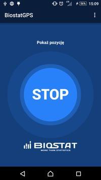 BiostatGPS apk screenshot