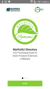 MyHIJAU poster