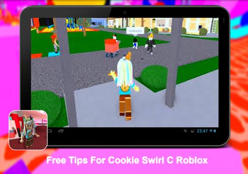 Tips For Cookie Swirl Roblox New screenshot 1