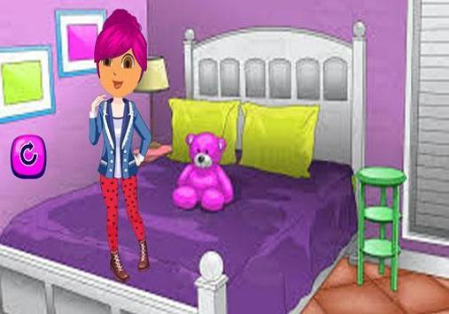 Dora Dress Up Games screenshot 2