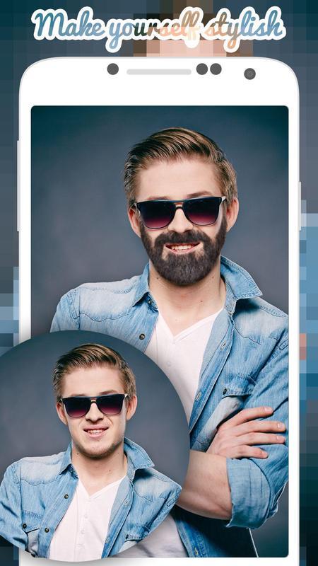 Beard Booth Photo Editor