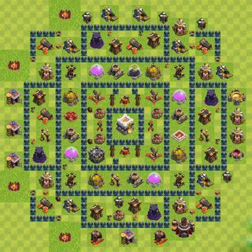 New Maps Clash Of Clans apk screenshot