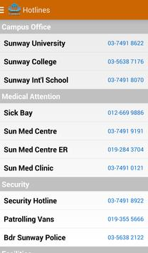 Sunway MyCampus apk screenshot