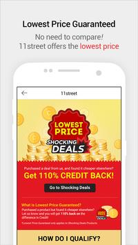 11street - Shopping & Deals | Coupon For New Users poster