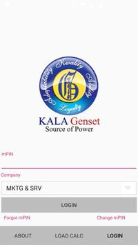 Kala Genset screenshot 2