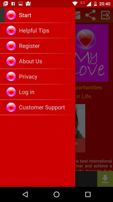 приложение link знакомства для андроид
