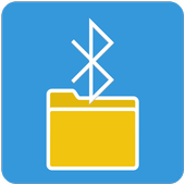 Bluetooth Files Share icon