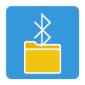 Bluetooth Files Share icon
