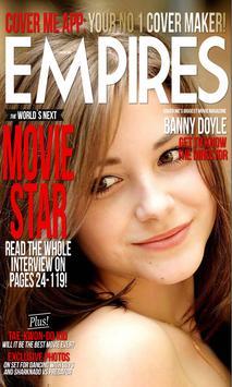 Magazine Photo Framess apk screenshot