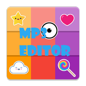 Mp3 Editor, Cutter & Merger icon