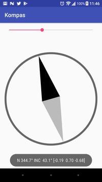 Kompas poster