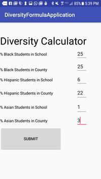 I.D.E.A- Diversity Grader poster