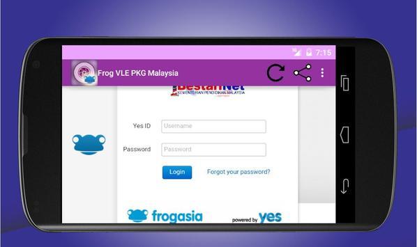 Frog VLE PKG Malaysia 安卓APK下载,Frog VLE PKG Malaysia 官方版APK