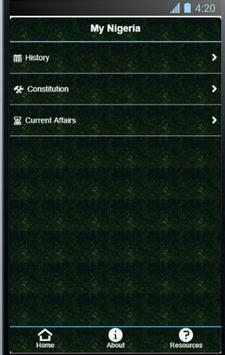 My Nigeria apk screenshot