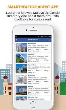 SmartRealtor Agent App (Malaysia) screenshot 4
