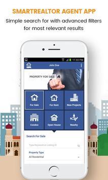 SmartRealtor Agent App (Malaysia) screenshot 1