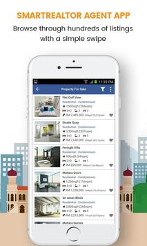 SmartRealtor Agent App (Malaysia) screenshot 2