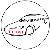 My Share Taxi Driver App icon